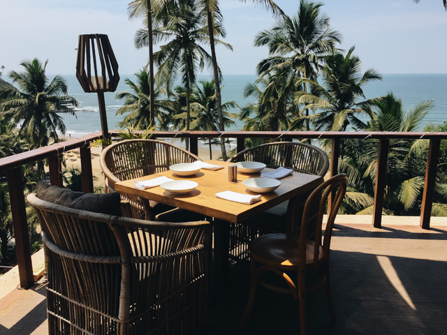 Ultimate Guide to Goa India Lulu Meets World Travel Beauty Fashion Blogger Lumen Beltran Antares Restaurant
