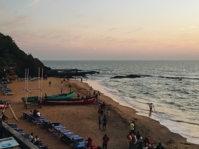 Ultimate Guide to Goa India Lulu Meets World Travel Beauty Fashion Blogger Lumen Beltran Anjuna Beach