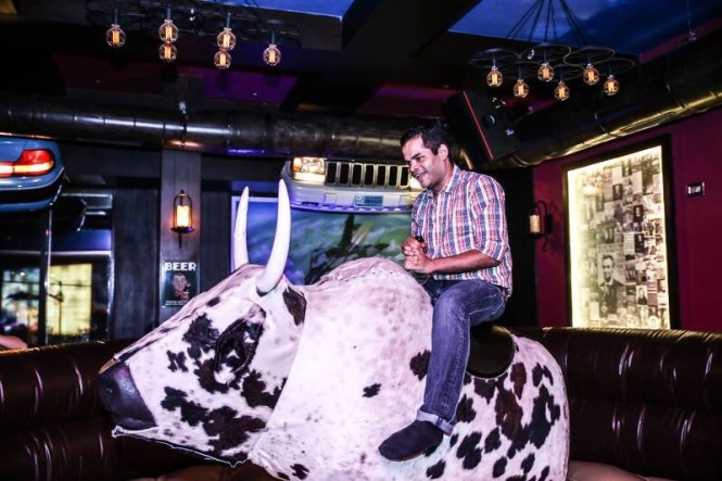 Food Tasting Rodeo Drive The Stables India Exclusive Preview Lulu Meets World Travel Blogger Mumbai Bombay India Asia American Cuisine