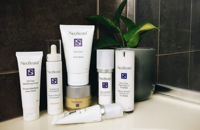 NeoStrata Skincare Review by Lumen Beltran Beauty Blogger Lulu Meets World