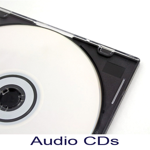 Image of Audio CD with Cover