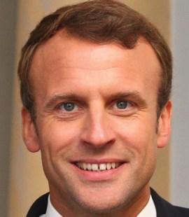 Image of French President Emmmanuel Macron