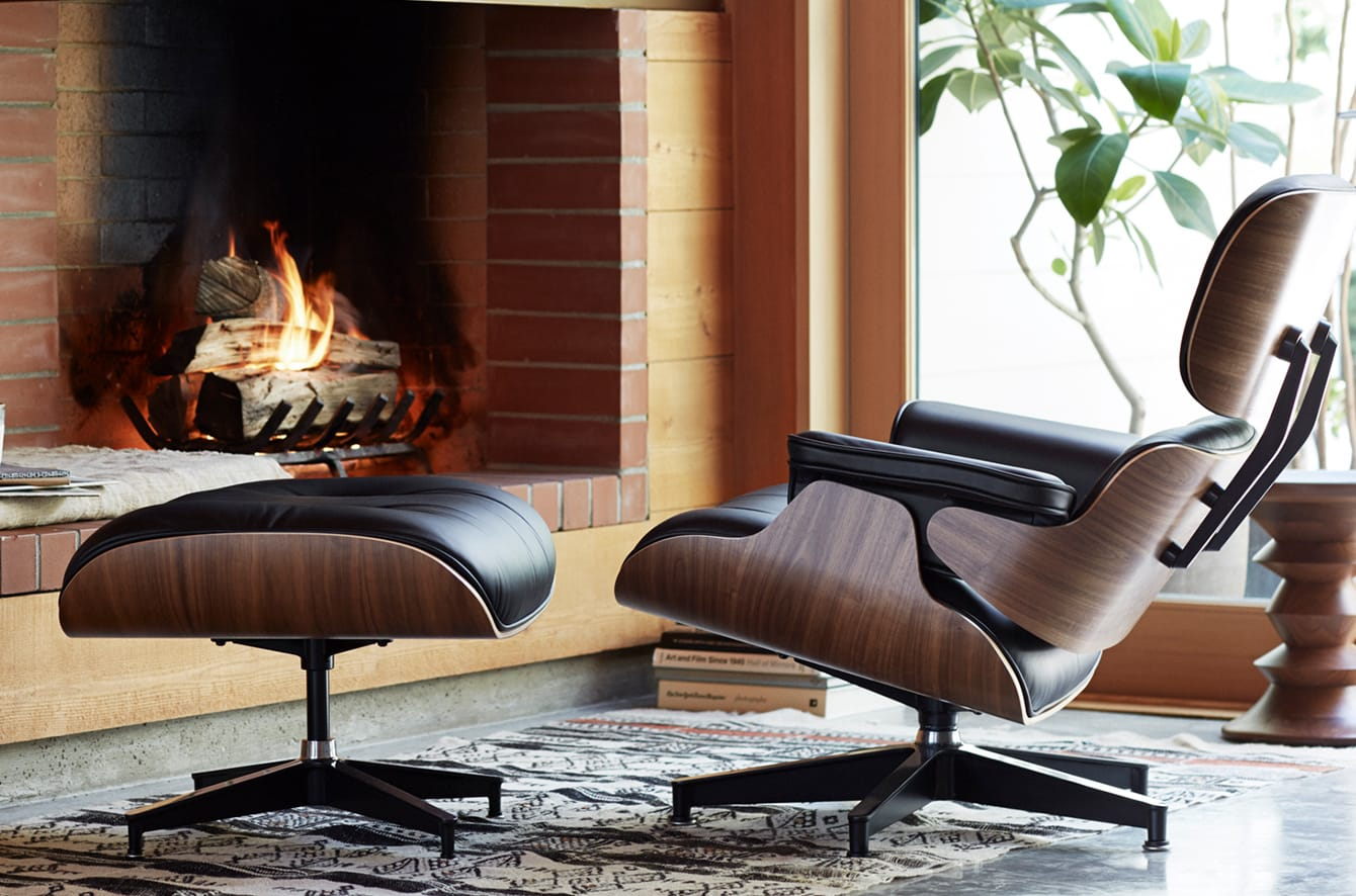 modern lounge chairs for living room mid century leather chair best top 10 comfy at lumens com shop now eames and ottoman by herman miller
