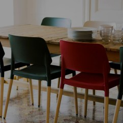 Dining Table And Chair Sets Plastic Folding Chairs Mix Match How To Tables At Lumens Com Belloch Set Of 4 By Lagranja Design For Santa Cole