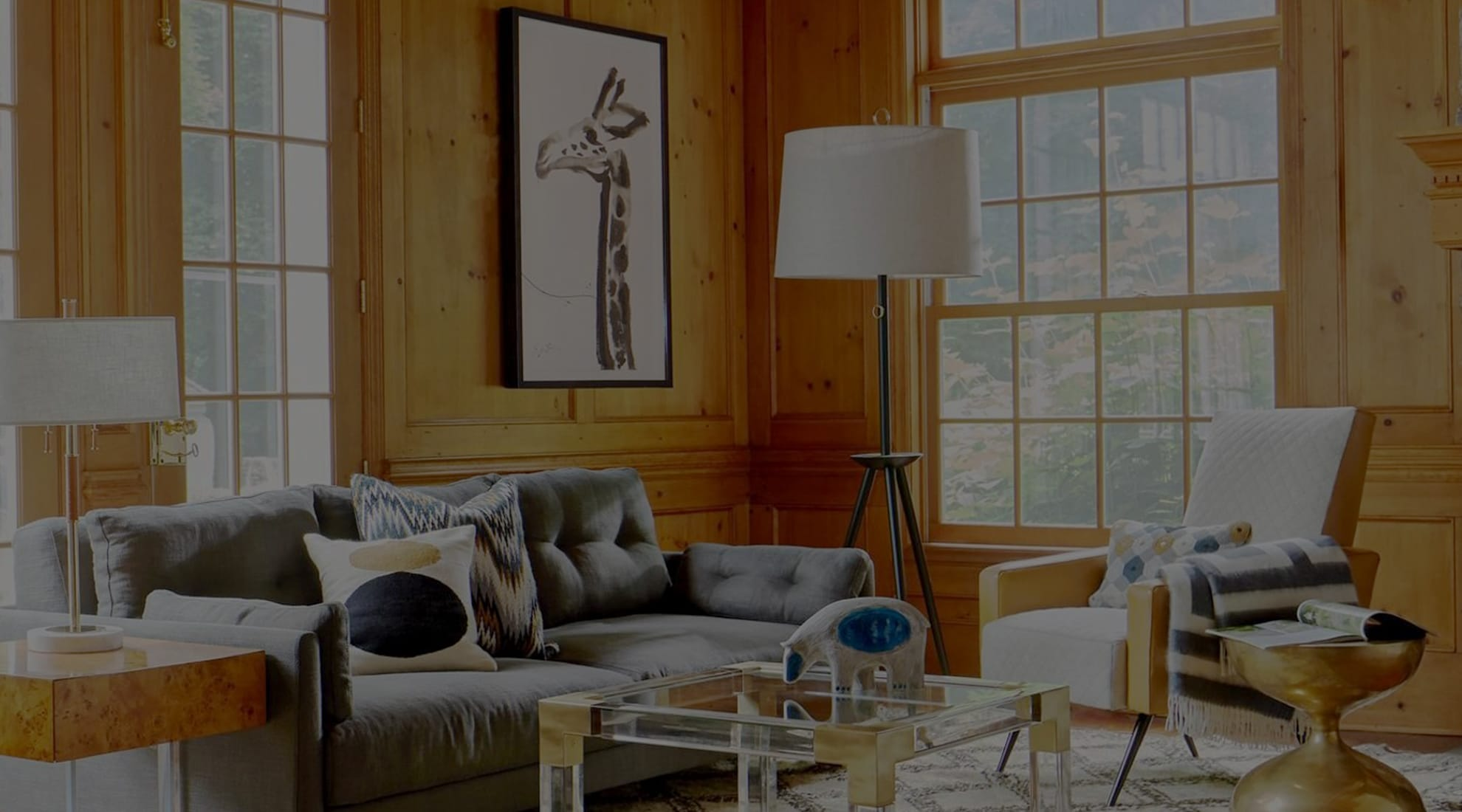 living room decor styles lime green and grey interior design 6 tips to mix decorating at lumens com for mixing