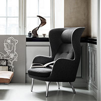 lounge chair for living room nathan anthony chairs furniture sofas tables storage at lumens com