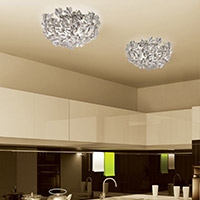 kitchen lighting shelf for ceiling wall undercabinet lights at lumens com flushmounts