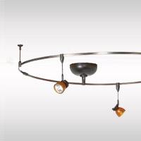 flexible track lighting monorail
