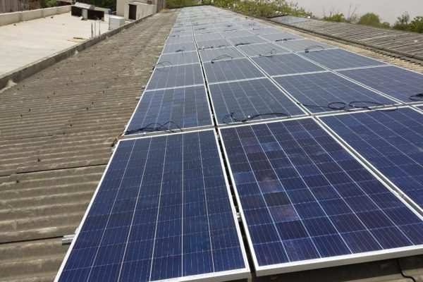 Solar Rooftop for MEDA