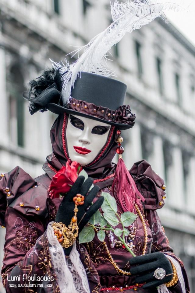 Venise - Italie - carnaval déguisement