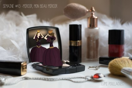 Miroir mon beau miroir... (Projet 52)