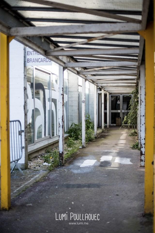 urbex photographie hôpital désaffecté lagny sur marne seine et marne