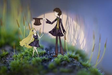 Alice et le Chapelier Fou