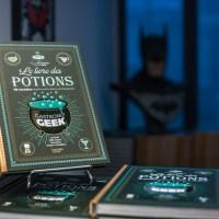 Soirée de lancement du Livre des potions !