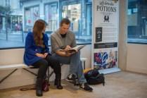 Soirée de lancement du Livre des Potions - 2