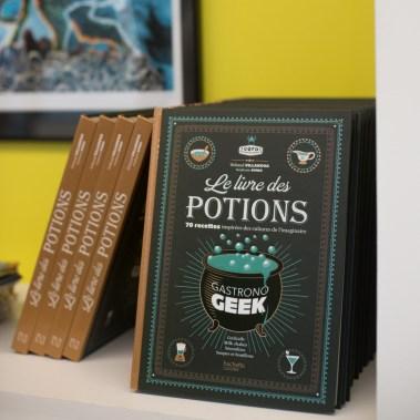 Soirée de lancement du Livre des Potions - 4