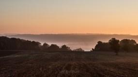 lever de soleil seine et marne champs - Villiers-sur-morin