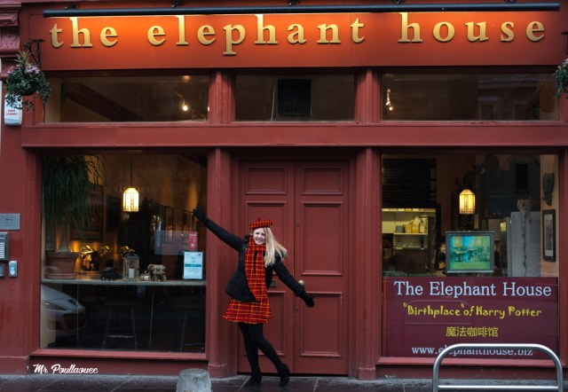 Elephant House edimbourg jk rolling harry potter