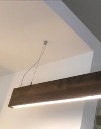 Custom LED Linear Suspended Lighting - Lumicrest High CRI ...