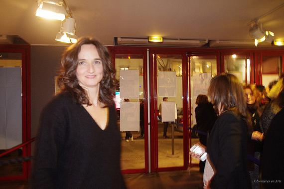 La réalisatrice Julie BERTUCCELLI