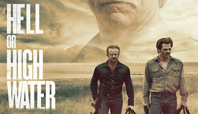 Comancheria - Hell or High Water