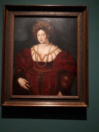 Isabelle d'Este 1600-1601