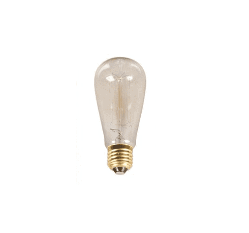 Ampoule Incandescente DVIBA1960CARB