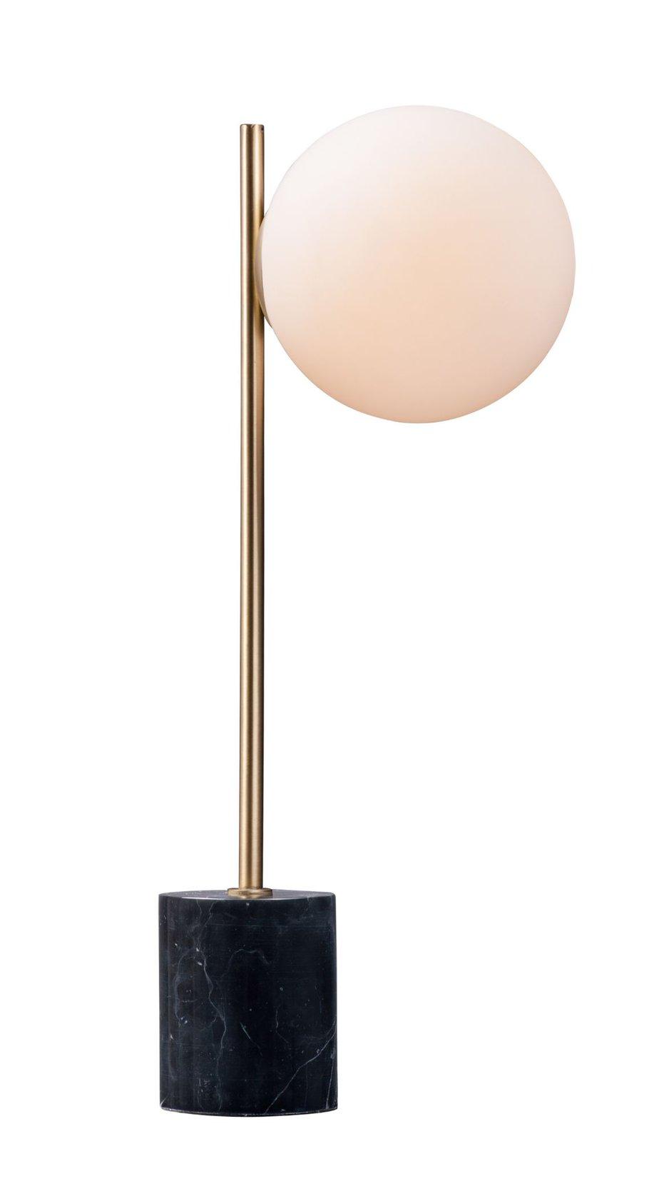 Lampe De Table Maxim Vesper 26038SWSBRBK