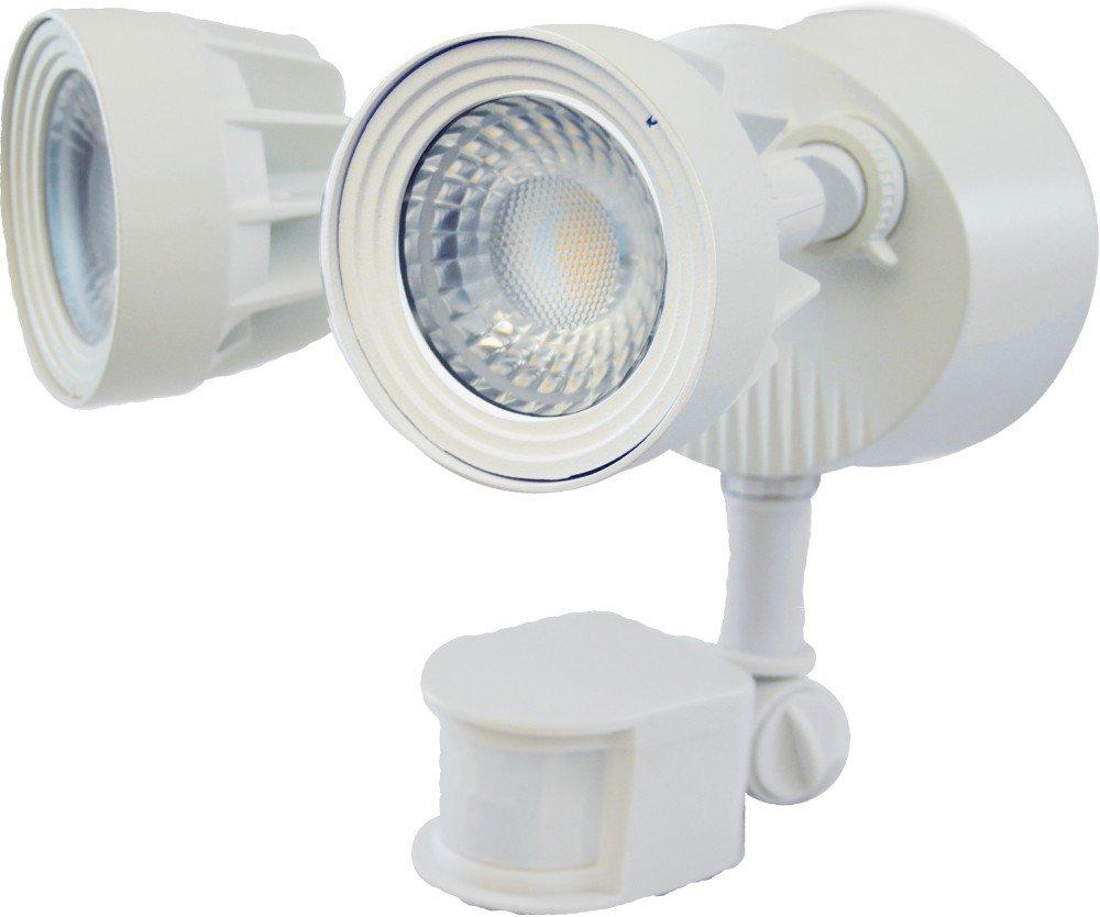 Projecteur Détecteur De Mouvement Standard Blanc 40K 64603