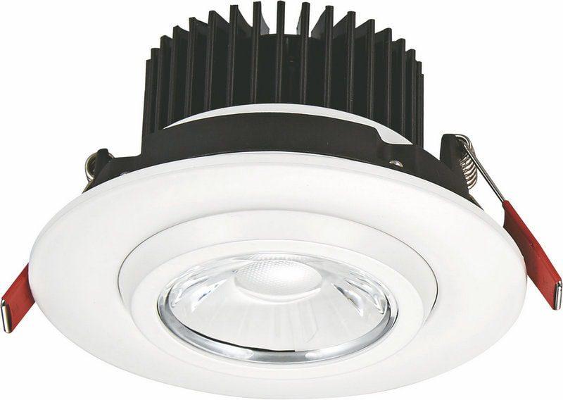4″ Eyeball 12W CRI80 850LM, AFR4G-12-XXK-XX, SERIE 1-03