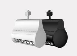PROJECTEUR RECESSED WALL WASHER 43W 40K WH + DIM DRIVER, TR-018-C11-40K, SERIE 1-38