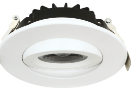 ENCASTRE 6″  LED, ROND BLANC NEUTRE DE TYPE IC,  SERIE 1-27, ADLED6S15W4KXX