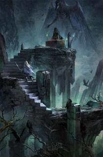 Raven Altar