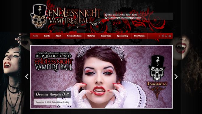Endless Night Vampire Ball