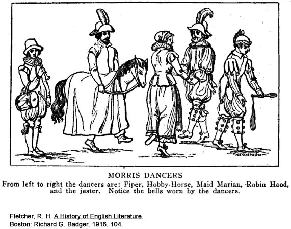 Medieval Drama: An Introduction. Folk Plays, Mystery Plays