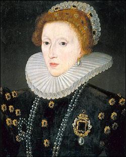 Queen Elizabeth I by Zuccaro