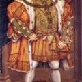 Influence of the tudors history of costume