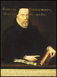 Portrait of William Tyndale