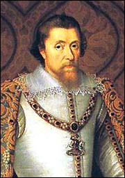 Image result for king james i of england