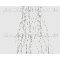 Lumineo 640 LED Flashing Green Wire Micro-lights Bunch