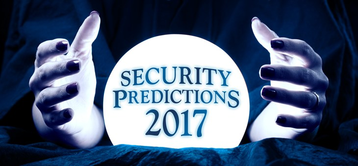 Top 4 Security Predictions for 2017