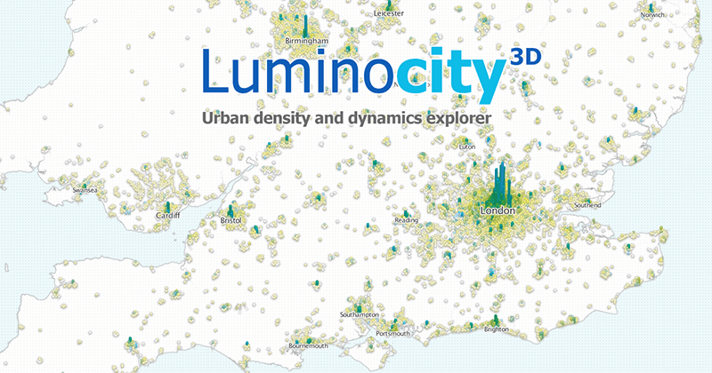 Luminocity 3D preview image