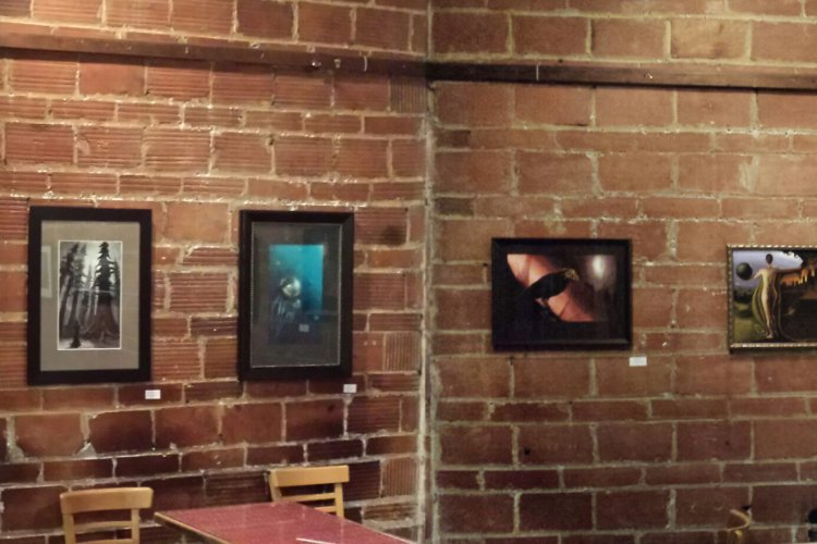 Show is up!