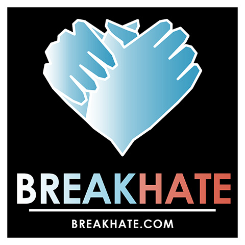 Break Hate Logo