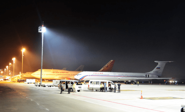 Airport lighting engineering  Luminpeak led lights