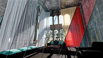 cadacademy_lumion7_curtains