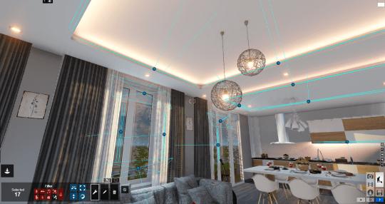 Come valorizzare un rendering l illuminazione lumion d italia