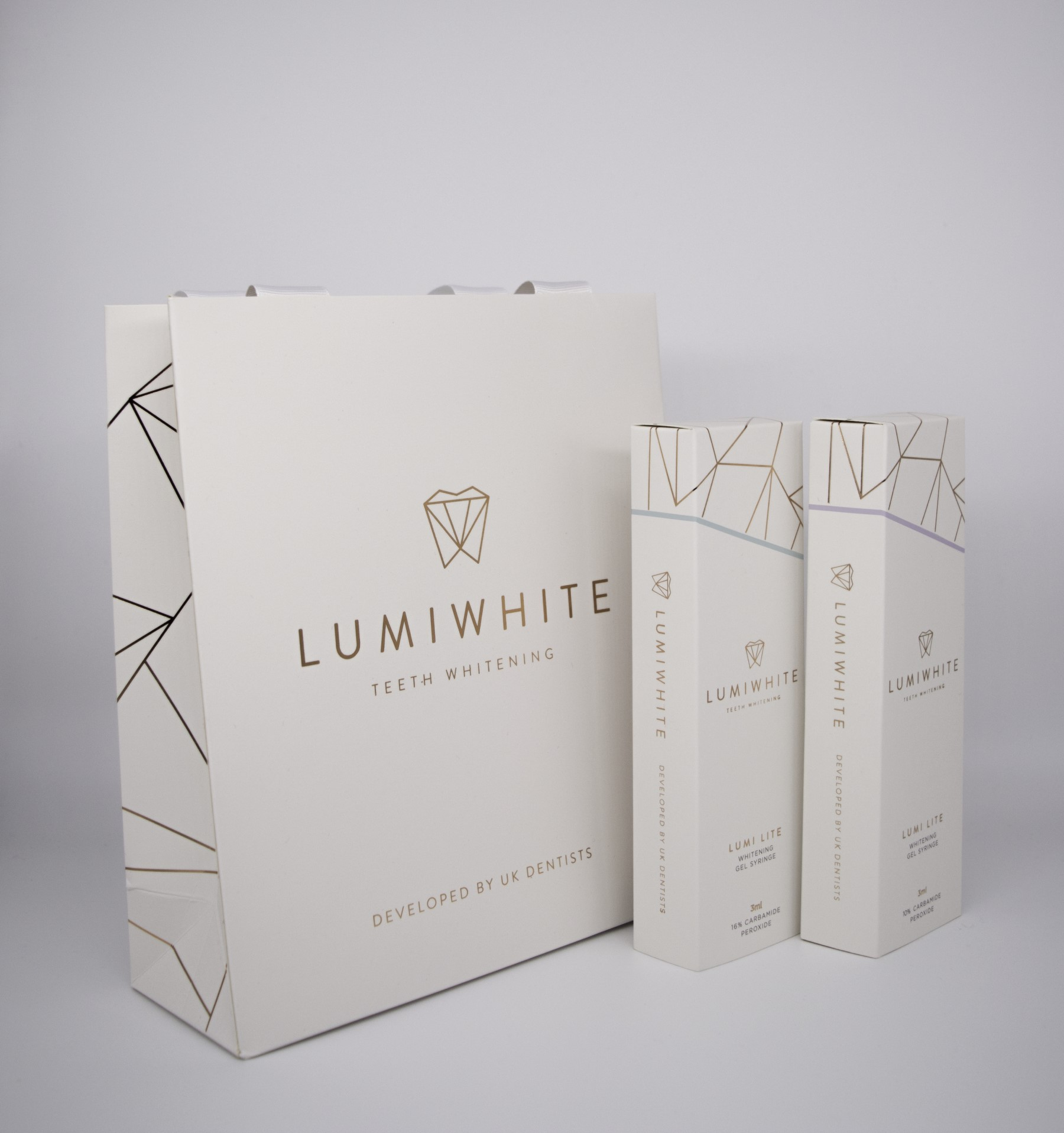 Gift Bag and LUMI LITE REFILL