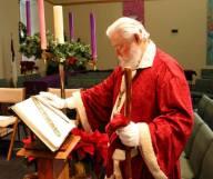 Jubilee Christmas Santa