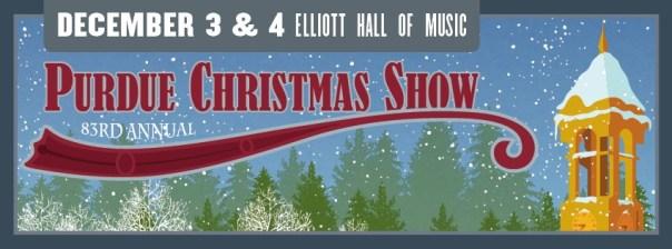 christmas show banner horizontal